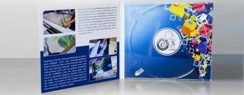 Digipack im CD-Format