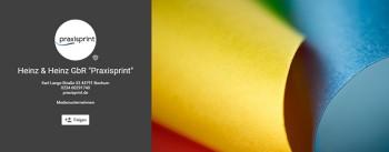 PraxisPrint: Jetzt auch bei Google+