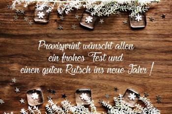 Öffnungszeiten Weihnachten 2017 / Neujahr 2018