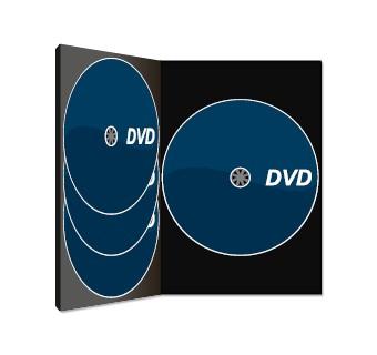 4er-DVD-Box mit DVD