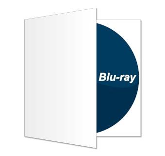 Blu-ray und Digipack (ohne Schlitz) bedruckt