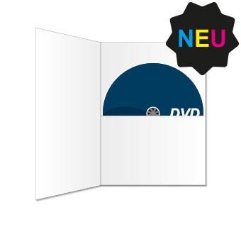 DVD in DVDFile bedruckt