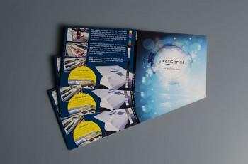 CD Digifile bedruckt
