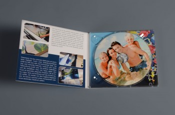 CD Pressung in CD Digipack
