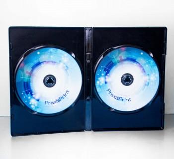 Doppel-DVD-Box mit DVD