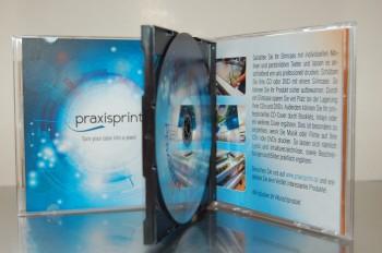 2 CDs im Doppel-Jewelcase und CD-Cover