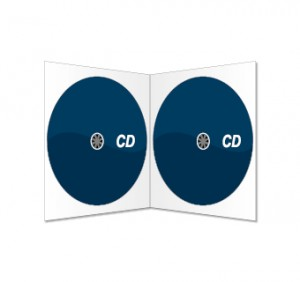2 CD Pressung in CD Digipack