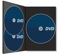3er-DVD-Box mit DVD
