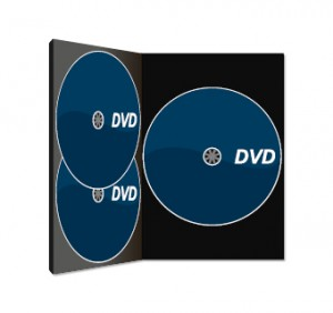 3er-DVD-Box mit DVD