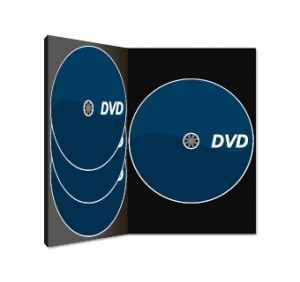 4er-DVD-Box mit DVD