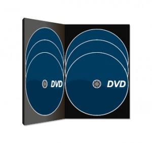 6er-DVD-Box mit DVD