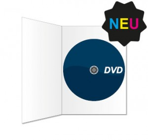 DVD Pressung in DVDPac