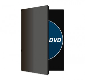 DVD Pressung in DVD-Box