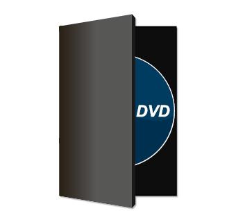dvd bedruckt in h lle. Black Bedroom Furniture Sets. Home Design Ideas