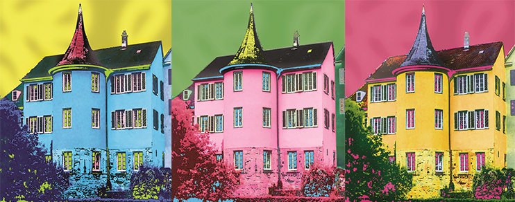 Tübingen meets Pop Art