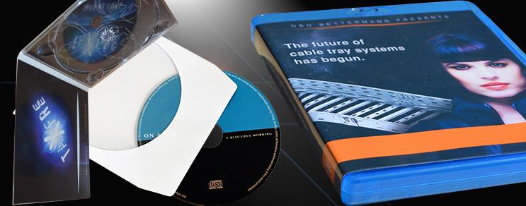 Die Geschichte der CD-Verpackung