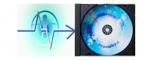 Patientendaten auf CDs
